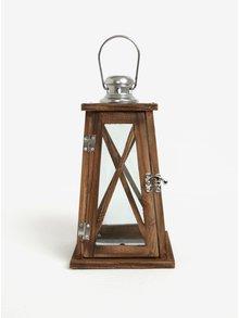 Felinar din lemn si sticla - SIFCON
