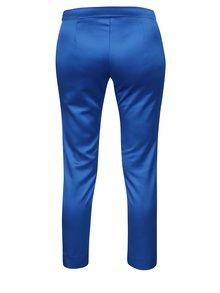 Modré skrátené nohavice Alexandra Ghiorghie Princess