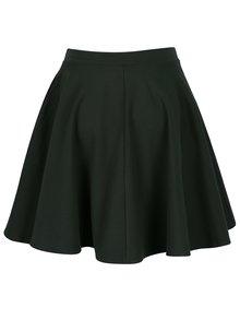 Zelená kolová sukňa s vreckami ZOOT