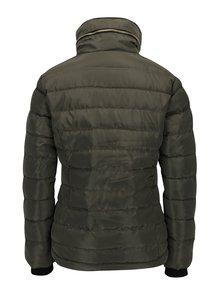 Kaki prešívaná zimná bunda Dorothy Perkins
