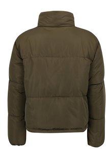 Kaki zimná prešívaná bunda TALLY WEiJL