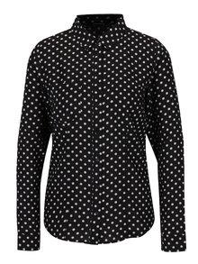 Bielo-čierna bodkovaná košeľa TALLY WEiJL