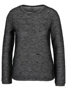 Čierno-biely sveter Haily's Colette