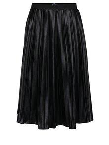 Čierna plisovaná sukňa Haily´s Vio