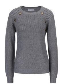 Sivý sveter Haily's Cindy