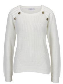 Krémový svetr Haily´s Cindy
