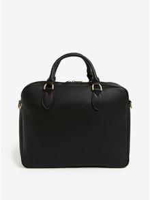 Čierna taška so zipsom Bobby Black