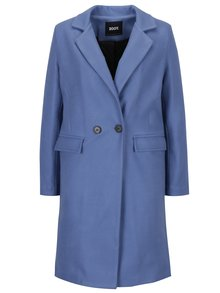 Svetlomodrý kabát s podšívkou ZOOT