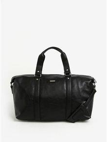 Čierna cestovná taška Bobby Black