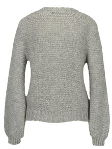 Sivý sveter Miss Selfridge