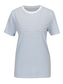 Bielo-modré pruhované tričko Selected Femme MyPerfect