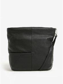 Čierna crossbody kabelka ELEGA Adrie