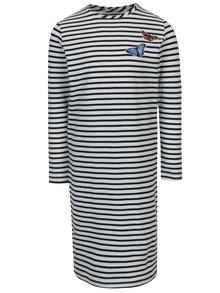 Modro–biele pruhované šaty name it Kasja