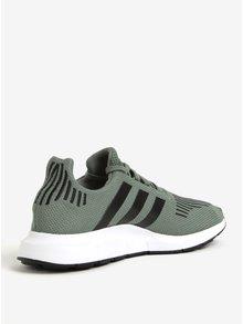 Khaki pánské tenisky adidas Originals Swift Run
