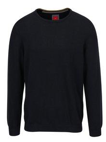 Tmavomodrý pánsky sveter s.Oliver