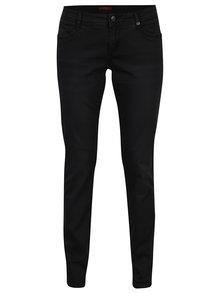 Tmavě šedé dámské slim džíny s.Oliver