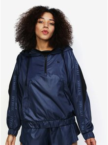 Modrá sportovní bunda s kapucí Ivy Park