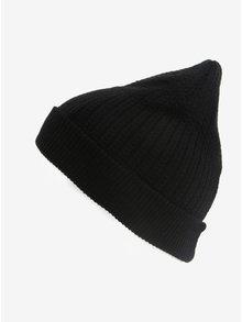 Čierna čiapka Burton Menswear London