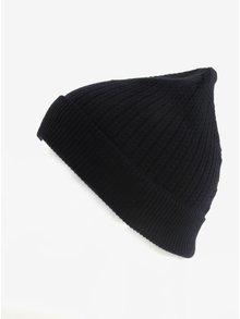 Tmavomodrá čiapka Burton Menswear London