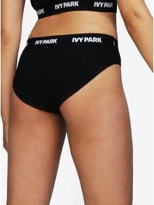 Čierne nohavičky Ivy Park