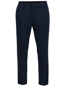 Pantaloni slim fit albastri Burton Menswear London