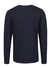 Bluza lejera albastru inchis - Jack & Jones Basic