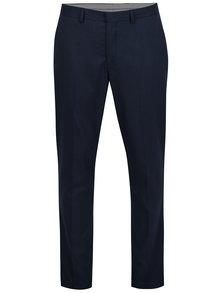 Tmavě modré kalhoty Selected Homme Slim