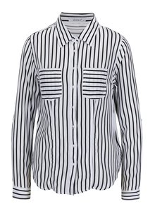 Černo-bílá pruhovaná košile Haily´s Sally