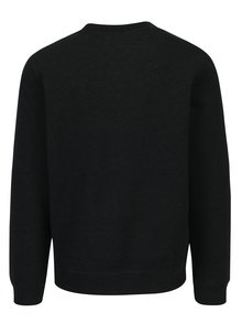 Tmavě šedá pánská mikina s výšivkou Calvin Klein Jeans Hyperon