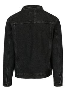 Tmavosivá pánska rifľová bunda Calvin Klein Jeans Stark