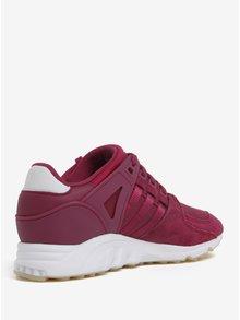 Vínové dámske tenisky adidas Originals EQT Support RF