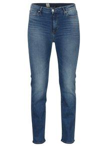 Modré dámské slim straight džíny Tommy Hilfiger