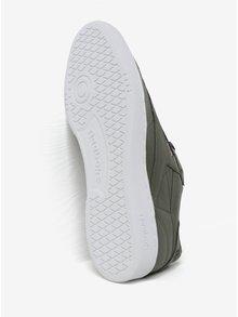 Tenisi kaki din piele naturala pentru barbati - Reebok CLUB C 85 SO