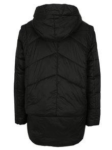 Čierna pánska bunda s odopínateľnou prešívanou vestou Calvin Klein Jeans