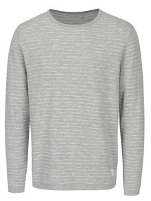 Sivý sveter Jack & Jones Tono