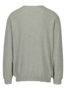 Pulover gri tricotat cu model discret - Jack & Jones Nash