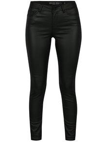 Čierne skinny nohavice Noisy May Lucy