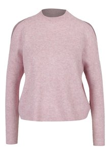 Pulover roz cu mâneci raglan Miss Selfridge