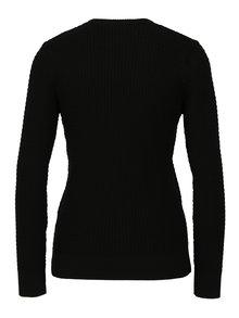 Čierny dámsky sveter Jimmy Sanders