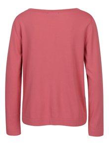Růžový dámský lehký svetr Jimmy Sanders