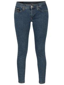 Modré dámske skinny rifle Calvin Klein Jeans Barkly