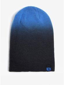 Modrá pánská čepice s ombré efektem LOAP Zoja