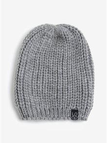 Sivá dámska zimná čiapka LOAP Zorico