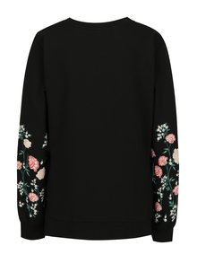 Bluza neagra cu print - Dorothy Perkins Maternity