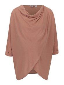 Bluza roz asimetrica pentru femei insarcinate -  Dorothy Perkins Maternity