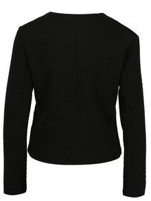 Jacheta neagra cu model in relief - VERO MODA Mia