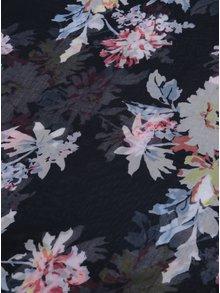 Tmavomodrá kvetovaná šatka Tom Joule Wensley