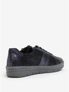 Pantofi sport bleumarin cu fermoar - Tamaris
