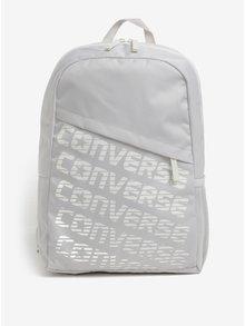 Krémový batoh s potiskem Converse Speed 20 l