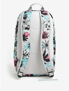 Krémový květovaný batoh Converse EDC Poly 19 l